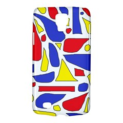 Silly Primaries Samsung Galaxy S4 Active (I9295) Hardshell Case