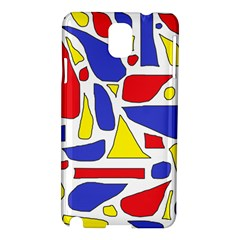 Silly Primaries Samsung Galaxy Note 3 N9005 Hardshell Case
