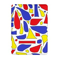 Silly Primaries Samsung Galaxy Note 10.1 (P600) Hardshell Case
