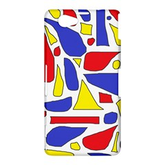Silly Primaries Sony Xperia Z1 Compact Hardshell Case