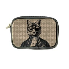 Harlequin Cat Coin Purse