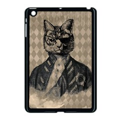 Harlequin Cat Apple iPad Mini Case (Black)
