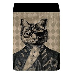 Harlequin Cat Removable Flap Cover (Small)