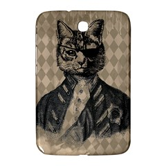 Harlequin Cat Samsung Galaxy Note 8.0 N5100 Hardshell Case