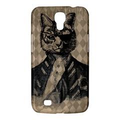 Harlequin Cat Samsung Galaxy Mega 6.3  I9200 Hardshell Case