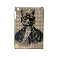 Harlequin Cat Apple Ipad Mini 2 Hardshell Case