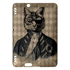 Harlequin Cat Kindle Fire Hdx 7  Hardshell Case