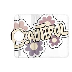 Beautiful Floral Art Kindle Fire HD 7  (2nd Gen) Flip 360 Case