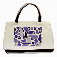 Silly Purples Classic Tote Bag