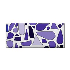 Silly Purples Hand Towel