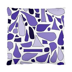 Silly Purples Cushion Case (Single Sided)