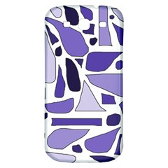 Silly Purples Samsung Galaxy S3 S Iii Classic Hardshell Back Case