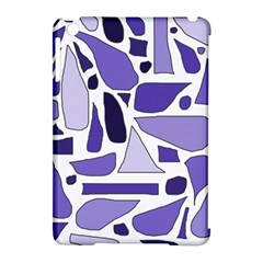 Silly Purples Apple Ipad Mini Hardshell Case (compatible With Smart Cover)