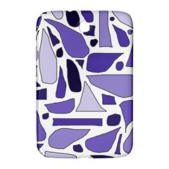 Silly Purples Samsung Galaxy Note 8.0 N5100 Hardshell Case