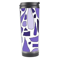 Silly Purples Travel Tumbler