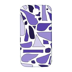 Silly Purples Samsung Galaxy S4 I9500/i9505  Hardshell Back Case