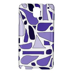 Silly Purples Samsung Galaxy Note 3 N9005 Hardshell Case