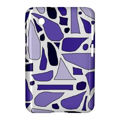 Silly Purples Samsung Galaxy Tab 2 (7 ) P3100 Hardshell Case
