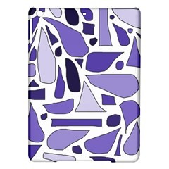 Silly Purples Apple iPad Air Hardshell Case