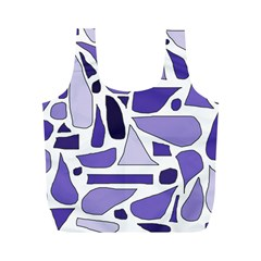 Silly Purples Reusable Bag (M)