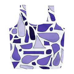 Silly Purples Reusable Bag (L)