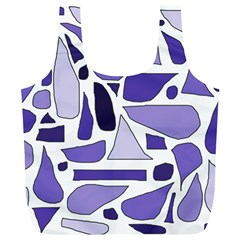 Silly Purples Reusable Bag (XL)