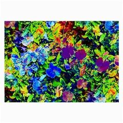 The Neon Garden Glasses Cloth (Large, Two Sided)