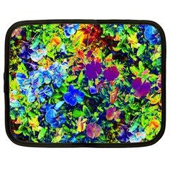 The Neon Garden Netbook Sleeve (xl)