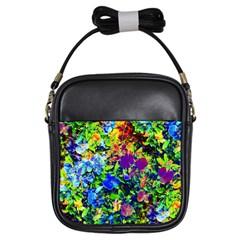 The Neon Garden Girl s Sling Bag