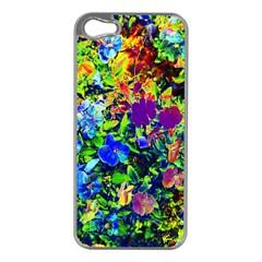 The Neon Garden Apple iPhone 5 Case (Silver)