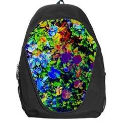 The Neon Garden Backpack Bag