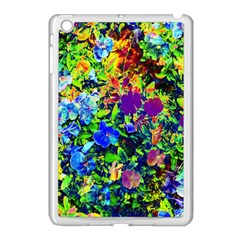 The Neon Garden Apple Ipad Mini Case (white)