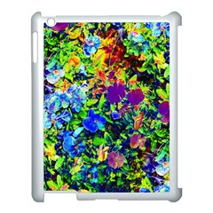 The Neon Garden Apple iPad 3/4 Case (White)
