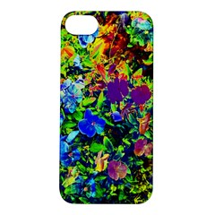 The Neon Garden Apple Iphone 5s Hardshell Case