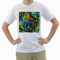 The Neon Garden Men s T-Shirt (White)