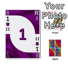 Rainbow Deck 3.0 Deck 3 Playing Cards 54 Designs