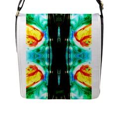 sister  of B Flap Closure Messenger Bag (Large)