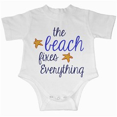 The Beach Fixes Everything Infant Bodysuit