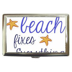 The Beach Fixes Everything Cigarette Money Case
