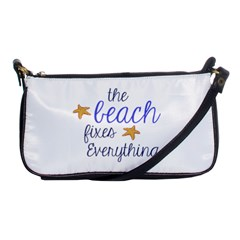 The Beach Fixes Everything Evening Bag