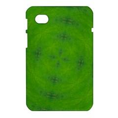 Go Green Kaleidoscope Samsung Galaxy Tab 7  P1000 Hardshell Case