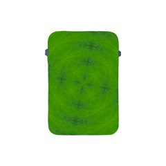 Go Green Kaleidoscope Apple iPad Mini Protective Sleeve