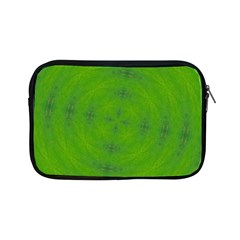 Go Green Kaleidoscope Apple Ipad Mini Zippered Sleeve