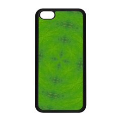 Go Green Kaleidoscope Apple iPhone 5C Seamless Case (Black)