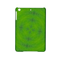 Go Green Kaleidoscope Apple Ipad Mini 2 Hardshell Case
