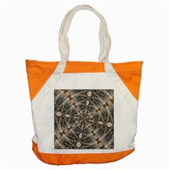 Flowing Waters Kaleidoscope Accent Tote Bag