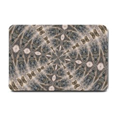 Flowing Waters Kaleidoscope Small Door Mat