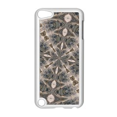 Flowing Waters Kaleidoscope Apple iPod Touch 5 Case (White)