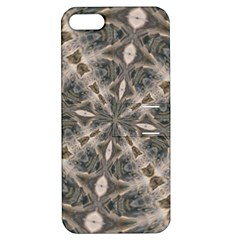 Flowing Waters Kaleidoscope Apple iPhone 5 Hardshell Case with Stand