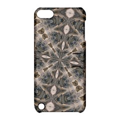 Flowing Waters Kaleidoscope Apple Ipod Touch 5 Hardshell Case With Stand